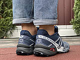 Кроссовки для бега Salomon Speedcross 3, Саломон, темно синие, фото 4