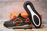 Кроссовки мужские 15254, Nike Air Max, черные, [ 41 44 ] р. 41-26,5см., фото 4