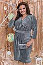 Женское платье Александра  №1947 от50 до 56 размера, фото 3