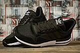 Кроссовки мужские 16841, Adidas, черные, [ 44 45 ] р. 44-28,0см., фото 3