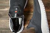 Кроссовки мужские 10242, BaaS Ploa, темно-серые, [ 43 ] р. 43-27,8см., фото 5