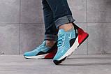 Кроссовки женские 16053, Nike Air 270, голубые, [ 36 37 ] р. 36-23,0см., фото 4