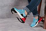 Кроссовки женские 16053, Nike Air 270, голубые, [ 36 37 ] р. 36-23,0см., фото 5