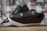 Кроссовки женские 16891, Nike Air  AF-1, черные, [ 38 39 40 41 ] р. 38-24,5см., фото 3