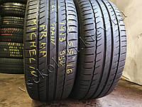 Шины бу 215/55 R16 Michelin