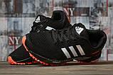 Кроссовки женские 16916, Adidas Marathon Tn, черные, [ 36 38 39 ] р. 36-22,7см., фото 3