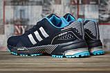 Кроссовки женские 16918, Adidas Marathon Tn, темно-синие, [ 38 ] р. 38-24,3см., фото 4
