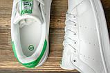 Кроссовки мужские 16481, Adidas Stan Smith, белые, [ 46 ] р. 46-29,5см., фото 5