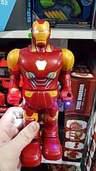 Супергерой фигурка героя Железный человек Айронмен Marvel свет 345-5a