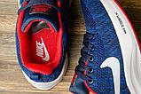 Кроссовки женские 16513, Nike Joepeqasvsss, темно-синие, [ 36 38 ] р. 36-22,6см., фото 5