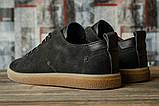 Кроссовки мужские 16611, SSS Shoes, черные, [ 40 41 43 ] р. 40-26,5см., фото 4