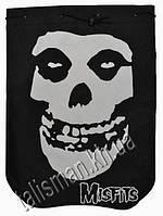 MISFITS (череп) - рок-рюкзак