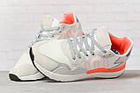 Кроссовки мужские 17301, Adidas 3M, белые, [ 41 43 44 45 46 ] р. 41-25,2см., фото 3