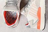 Кроссовки мужские 17301, Adidas 3M, белые, [ 41 43 44 45 46 ] р. 41-25,2см., фото 5