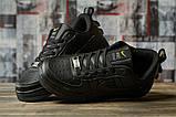 Кроссовки женские 16692, Nike Air, черные, [ 36 38 ] р. 36-22,5см., фото 3