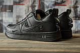 Кроссовки женские 16692, Nike Air, черные, [ 36 38 ] р. 36-22,5см., фото 4