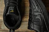Кроссовки женские 16692, Nike Air, черные, [ 36 38 ] р. 36-22,5см., фото 5