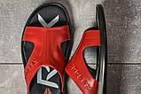Шлепанцы мужские 17572, Reebok Cross Fit, красные, [ 42 43 45 ] р. 42-27,5см., фото 5