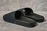 Шлепанцы мужские 17581, Nike, темно-синие, [ 41 42 43 44 45 ] р. 41-27,5см., фото 4