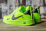 Кроссовки женские 16697, Nike Air, зеленые, [ 36 ] р. 36-22,5см., фото 4