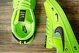 Кроссовки женские 16697, Nike Air, зеленые, [ 36 ] р. 36-22,5см., фото 5