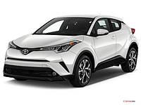 Защита двигателя на Toyota C-HR (с 2016 --)