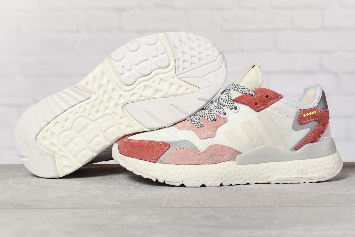 Кроссовки женские 17314, Adidas 3M, белые, [ 36 37 38 39 41 ] р. 36-22,3см.