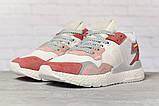 Кроссовки женские 17314, Adidas 3M, белые, [ 36 37 38 39 41 ] р. 36-22,3см., фото 2