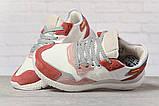 Кроссовки женские 17314, Adidas 3M, белые, [ 36 37 38 39 41 ] р. 36-22,3см., фото 3