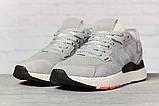 Кроссовки женские 17316, Adidas 3M, серые, [ 36 37 38 39 41 ] р. 36-22,3см., фото 2