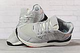 Кроссовки женские 17316, Adidas 3M, серые, [ 36 37 38 39 41 ] р. 36-22,3см., фото 3
