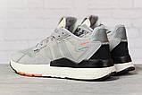 Кроссовки женские 17316, Adidas 3M, серые, [ 36 37 38 39 41 ] р. 36-22,3см., фото 4