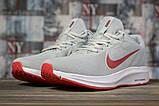 Кроссовки мужские 17022, Nike Running, серые, [ 42 44 ] р. 42-26,7см., фото 2