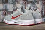Кроссовки мужские 17022, Nike Running, серые, [ 42 44 ] р. 42-26,7см., фото 4