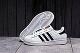 Кроссовки женские 17821, Adidas Superstar, белые, [ 36 39 ] р. 36-23,0см., фото 6