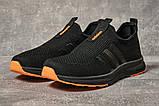 Кроссовки женские 17605, Adidas sport, черные, [ 39 41 ] р. 39-25,5см., фото 2