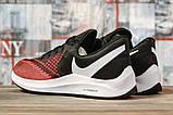 Кроссовки мужские 17077, Nike Zoom Winflo 6, черные, [ 41 42 43 44 45 ] р. 41-26,5см., фото 4