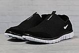 Кроссовки мужские 17494, Nike Free 3.0, черные, [ 43 44 45 ] р. 43-27,5см., фото 2