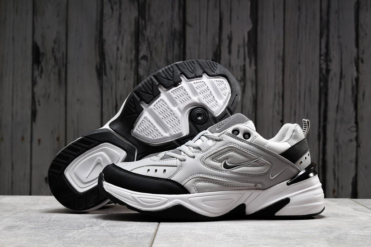 Кроссовки мужские 20043, Nike M2K techno, серые, [ 40 41 ] р. 40-25,0см.