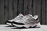 Кроссовки мужские 20043, Nike M2K techno, серые, [ 40 41 ] р. 40-25,0см., фото 2