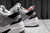 Кроссовки мужские 20043, Nike M2K techno, серые, [ 40 41 ] р. 40-25,0см., фото 10