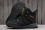 Зимние мужские кроссовки 31231, Columbia Waterproof, черные, [ 42 43 44 ] р. 41-26,5см., фото 3