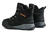Зимние мужские кроссовки 31231, Columbia Waterproof, черные, [ 42 43 44 ] р. 41-26,5см., фото 9