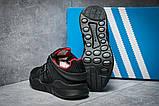 Кроссовки женские 11851, Adidas  EQT RUG Guidance, черные, [ 40 ] р. 40-24,9см., фото 4