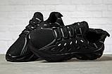 Кроссовки мужские 17211, 4300, черные, [ 42 44 ] р. 42-27,2см., фото 3