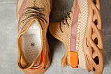 Кроссовки мужские 17222, Off-Vhite, коричневые, [ 44 45 46 ] р. 44-28,0см., фото 5