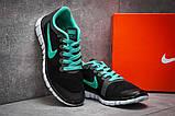 Кроссовки женские 12997, Nike Air Free 3.0, черные, [ 36 38 ] р. 36-22,3см., фото 3