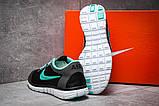 Кроссовки женские 12997, Nike Air Free 3.0, черные, [ 36 38 ] р. 36-22,3см., фото 4