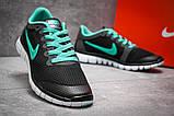 Кроссовки женские 12997, Nike Air Free 3.0, черные, [ 36 38 ] р. 36-22,3см., фото 5