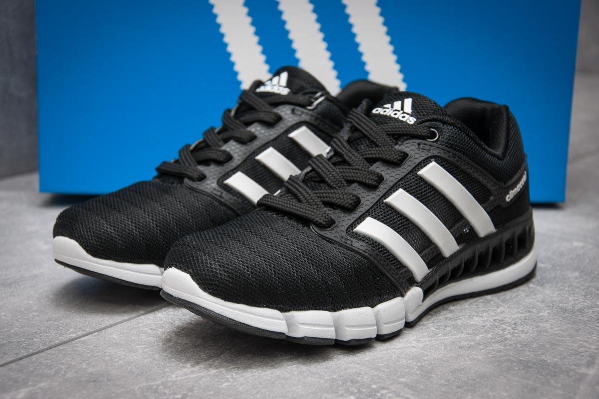 Кроссовки женские 13091, Adidas Climacool, черные, [ 37 ] р. 37-22,7см.